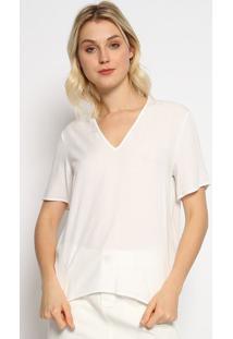Blusa Lisa - Off White - Colccicolcci