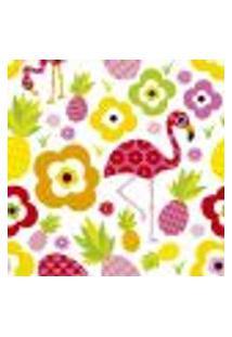 Papel De Parede Autocolante Rolo 0,58 X 5M - Floral 139734193