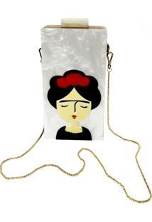 Bolsa Clutch Frida Mood