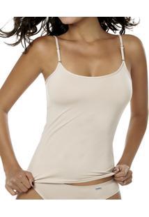 Camiseta Alcinha Delrio Actuelle (44363) Microfibra