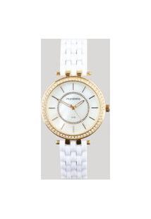 Relógio Analógico Mondaine Feminino - 53664Lpmvde2 Dourado