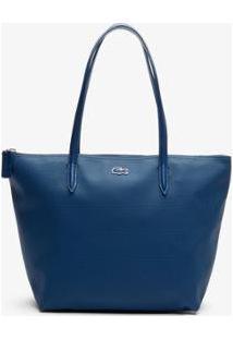 Bolsa Lacoste - Feminino-Azul Navy