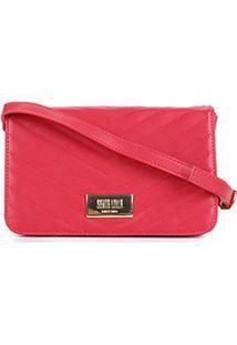 Bolsa Santa Lolla Mini Bag Feminina - Feminino-Vermelho