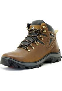 Bota Atron Shoes Adventure Castor