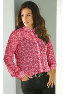 2e7278d56c Camisa Bonprix Branca feminina