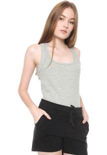 ... Regata Calvin Klein Underwear Canelada Cinza a1d1100d7a