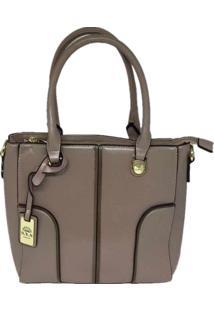Bolsa Casual Importada Sys Fashion 8533 Caqui