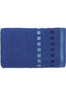 Toalha De Banho Calera 67X135 - Karsten - Azul