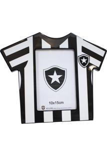 Porta Retrato Minas De Presentes Camisa Futebol Foto 10X15Cm - Botafogo Colorido