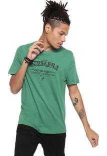 Camiseta Cavalera Amazing Cavalera Verde