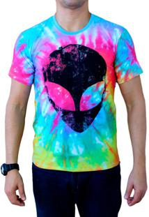 Camiseta Ops Alien Full Estampada
