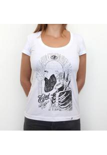 The End - Camiseta Clássica Feminina