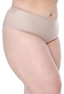 Calcinha Calvin Klein Underwear Hot Pant Day By Day Bege