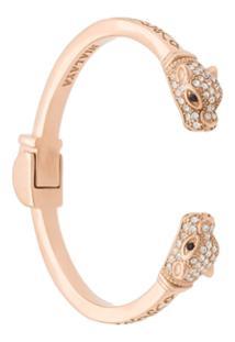 Nialaya Jewelry Bracelete 'Panther' - Metálico