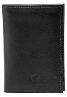 Carteira Wallet Legitimate Leather Porta Documentos - Masculino-Marrom