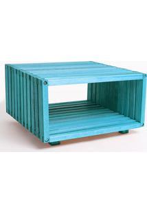 Módulo Dominoes 45 X 22,5 Azul Mão E Formão