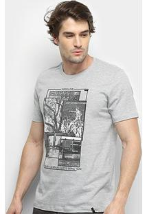 Camiseta All Free Eternal Youth Masculina - Masculino-Mescla