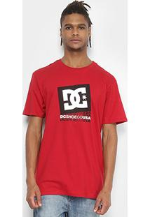 Camiseta Dc Shoes Bas Decade Masculina - Masculino