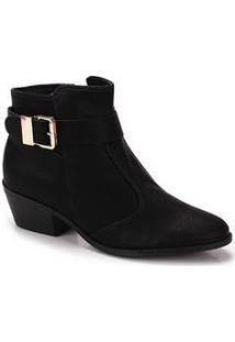 Ankle Boots Feminino Bebecê