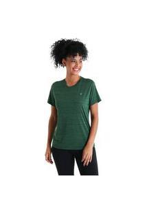 Camiseta Basic Energy Ii - Verde - Líquido