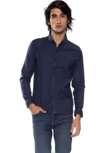 Camisa Jeans Levis Pacific No Pocket - Xxl