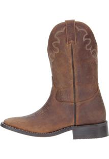 Bota Country Jacomo Marrom