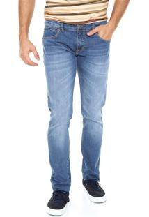 Calça Jeans Forum Igor Skinny Azul