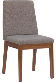 Cadeira De Jantar Tai Alpha E Natural