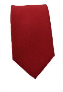Gravata Horus Vermelha Slim 4005