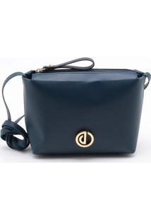 Bolsa Shoulder Bag Marinho - P