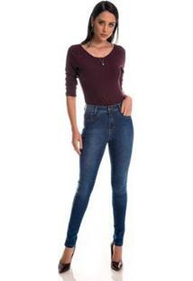 Calça Jeans Zait Skinny Duo - Feminino