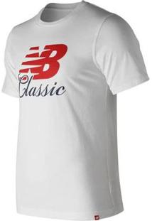 Camiseta New Balance Essential Bridg - Masculino