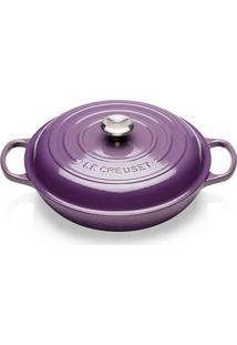 Caçarola Buffet Signature 30 Cm Ultra Violeta Le Creuset