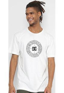 Camiseta Dc Shoes Bas Target Masculina - Masculino