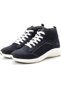 Bota Tenis Sapatenis Top Franca Shoes Olimpo Marinho