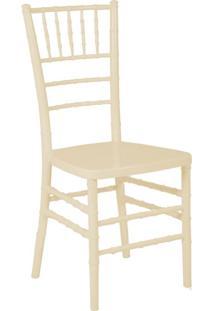 Cadeira De Jantar Casa Grande Bege