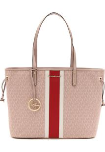 Bolsa Michael Kors Jet Set Travel Lg Drawstring Rosa