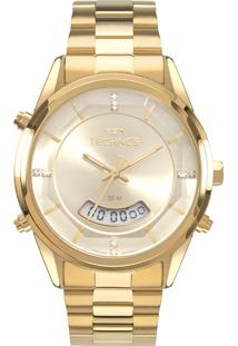 Relógio Technos Feminino Fashion Digital T200Aj/4X
