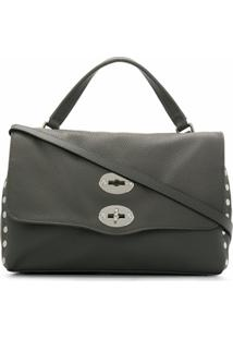 Zanellato Postina S Crossbody Bag - Cinza