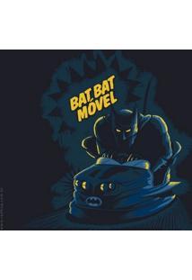 Camiseta Bat Bat Movel - Masculina