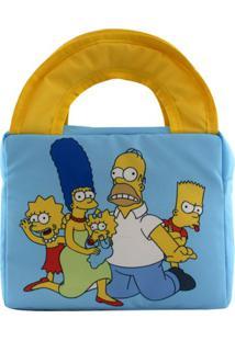 Bolsa Térmica Família The Simpsons - Zona Criativa
