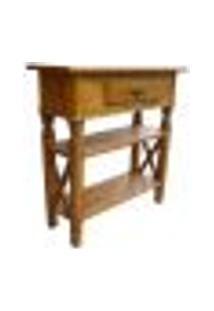Aparador Rústico Antique Em Madeira De Demolição - Ref1146