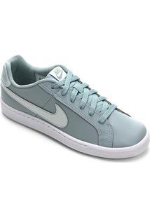 Tênis Couro Nike Court Royale Feminino - Feminino