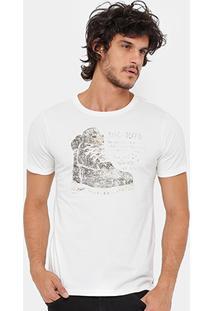 Camiseta Timberland Graphic Yb Masculina - Masculino