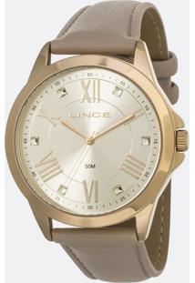 Kit Relógio Feminino Lince Lrcj046L-Ki05C3Tcx 50Atm + Conjunto Semijóia