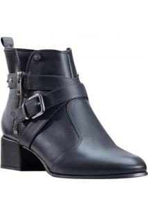 Bota Feminina Ankle Boot Bebecê