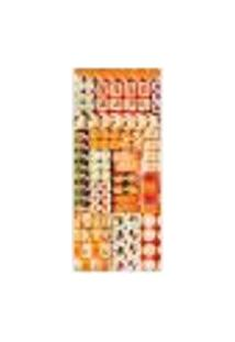 Adesivo Decorativo De Porta - Comida Japonesa - 853Cnpt Auto Colante