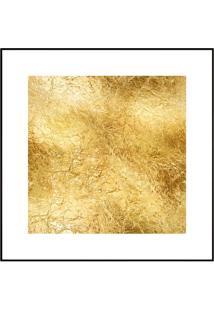 Quadro Decorativo Black And Gold – Sergio Kovacevick