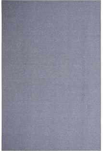 Tapete Tufting Lumiere- Azul Escuro- 300X250Cm- Tapete São Carlos