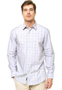 Camisa Perry Ellis Xadrez